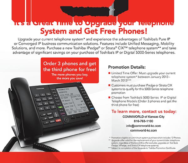 Order 2 phones & get the 3rd phone free!